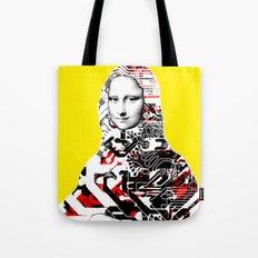 Mona Lisa Platina 2 Tote Bag