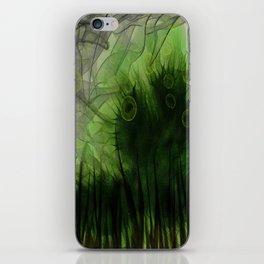 Radioactive Caterpillar iPhone Skin