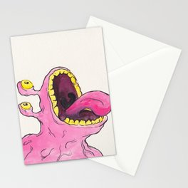 Open Wide Stationery Cards