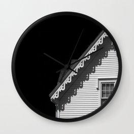 Gingerbread Wall Clock