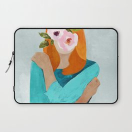 Embrace Change #painting #concept Laptop Sleeve