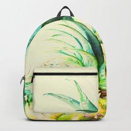 Green Pineapple Backpack