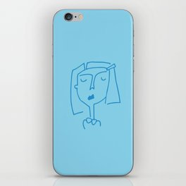 Margot Tenenbaum iPhone Skin