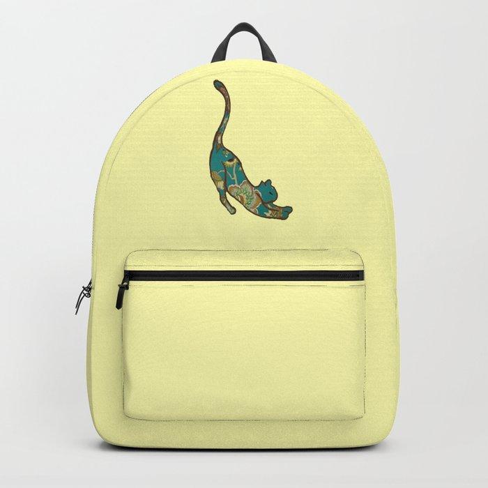 I love you, kitten Backpack