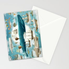 Ocean Meets Sky - option Stationery Cards