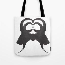 Black Phillip VII Tote Bag
