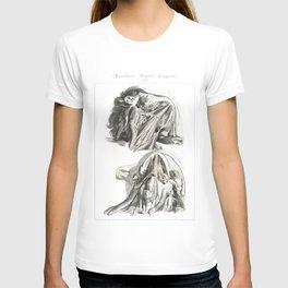 Human Anatomy Art Print CHIN NECK THROAT Vintage Anatomy, doctor medical art, Antique Book Plate, Me T-shirt