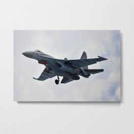 Military Aircraft F07 Metal Print
