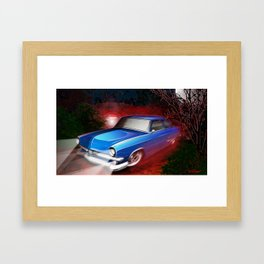 'Shine Runner Framed Art Print