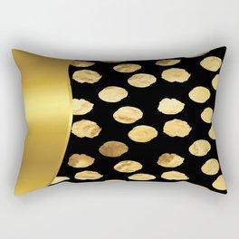 It's Raining Gold!  Rectangular Pillow