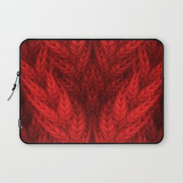 Cable Knit Laptop Sleeve
