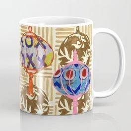 Celebration Globes Coffee Mug