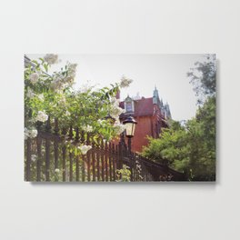 West Philly Summer Metal Print
