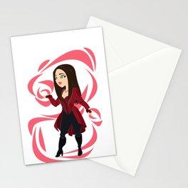 She Chose a Side Stationery Cards