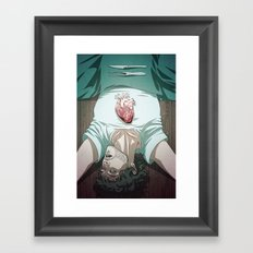 Remarkable Boy (Will Graham) Framed Art Print