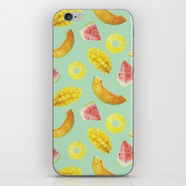 Nature's Candy Pattern iPhone Skin