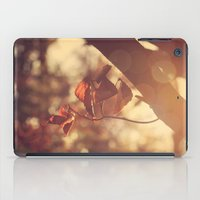 stay gold iPad Cases featuring Stay Gold by Oh, Good Gracious!