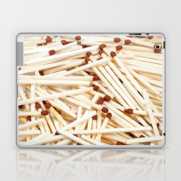 Matches Laptop & iPad Skin