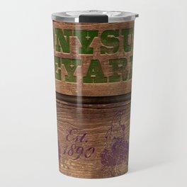 Dionysus Vineyards Travel Mug