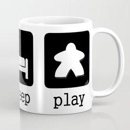 Eat, sleep, play Coffee Mug