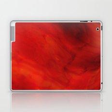 Red glass Laptop & iPad Skin