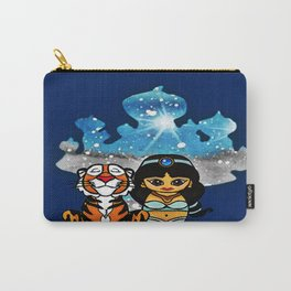 Rajah and Jasmine momiji Carry-All Pouch