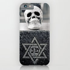Graveyard skull Slim Case iPhone 6s