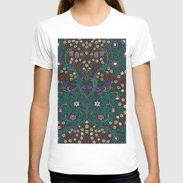 Blackthorn - William Morris T-shirt