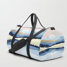 Winter Reflection Duffle Bag