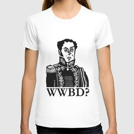 What Would Bolívar Do? T-shirt