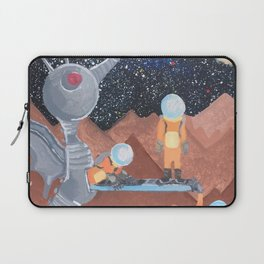 Fathership Laptop Sleeve