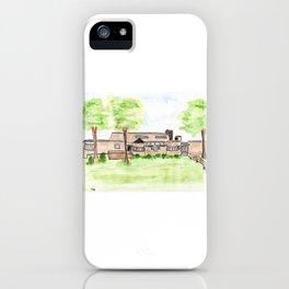Lynette M, Delaney House, Custom order iPhone Case
