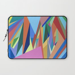 Colorful Triangle Pattern Laptop Sleeve