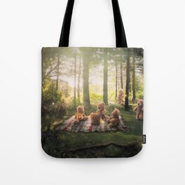 The Teddy Bear's Picnic Tote Bag