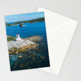 Paddy's Head Lighthouse Stationery Cards