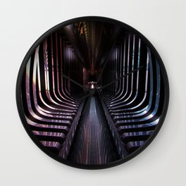 Split Infinities Wall Clock