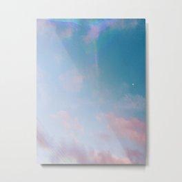 cloud heaven Metal Print