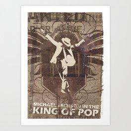 popking Art Print