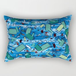 Undefined Time Rectangular Pillow