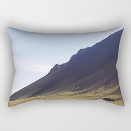 Obliquo, Iceland Rectangular Pillow