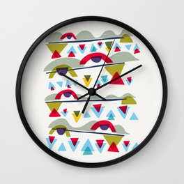mayfair Wall Clock