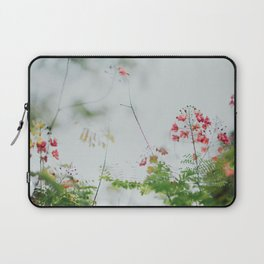 flower photography by chuttersnap Laptop Sleeve