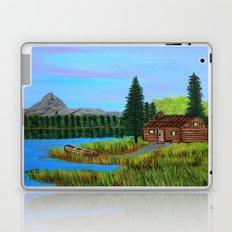 Peaceful day Laptop & iPad Skin
