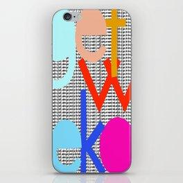 Get Woke iPhone Skin