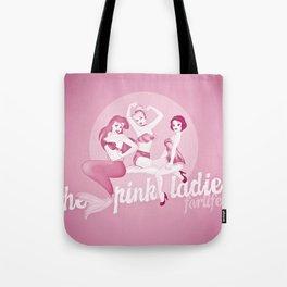 The Pink Ladies Tote Bag