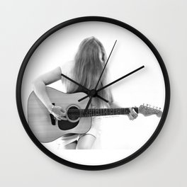 Dreaming On Wall Clock