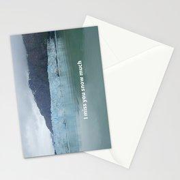 Alaska Blue Iceberg Pristine Wilderness Stationery Cards