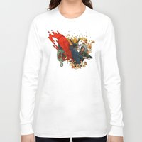 will graham Long Sleeve T-shirts featuring The story of Will Graham  by Indigo Perez