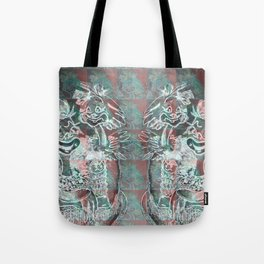 Dandy Friends Tote Bag
