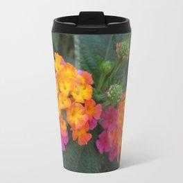 Flowers in Spain Travel Mug